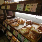 小松パン店 - 店内