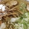銀水 - 料理写真:塩ラーメン(税込660円)