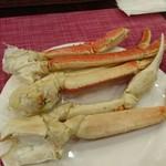 ジャルダン - 蒸し蟹