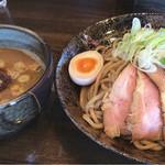自己流ラーメン綿麺 - つけ麺  並  1000円