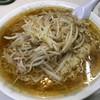 うれっ子 - 料理写真:もやしラーメン大 ¥670