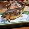 柳家 - 料理写真:落ち鮎塩焼き