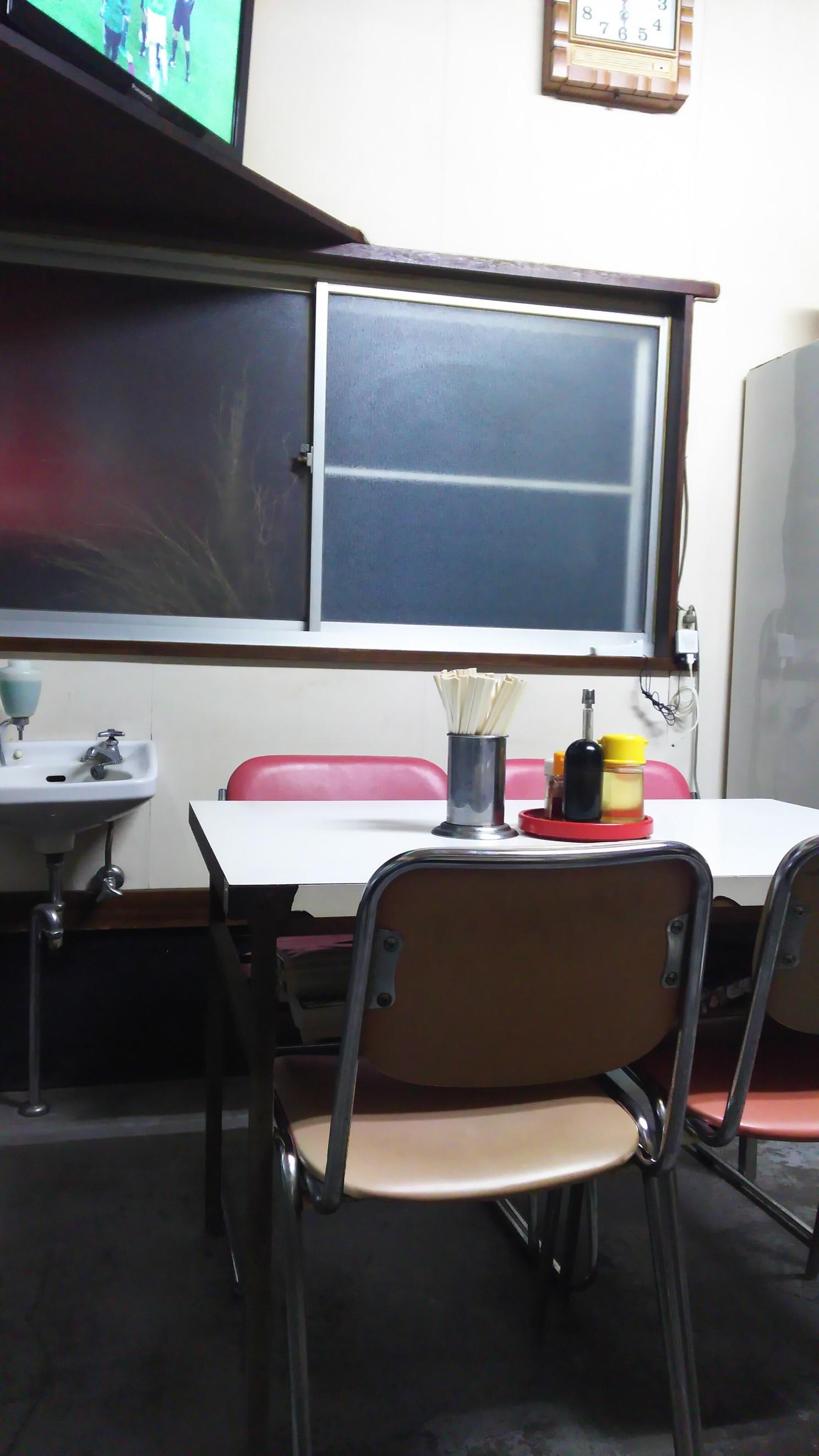 くつや食堂