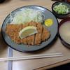 かつ銀 - 料理写真:とんかつ定食810円