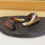 あま木 - 料理写真:五島の鯖