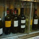 ワインの王子様 - いただいた白のボトルたち