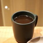 ダンデライオン・チョコレート ファクトリー&カフェ蔵前 - アメリカーノ