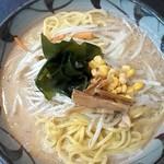 味噌一 - ラーメン¥750+特盛¥200