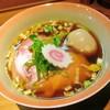 らぁめん鴇 - 料理写真:真鯛と焼きあごの煮干しらぁめん