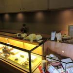紫野和久傳  茶寮 - 店内