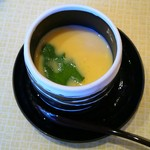 天然うなぎ しま村 - 茶碗蒸し