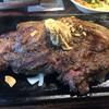 いきなり!ステーキ - 料理写真:国産牛サーロインステーキ 300g