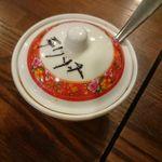 ビア ホイ チョップ - 味変アイテムのチリソース