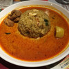 スリランカ かごしま - 料理写真:ドライカレー800円