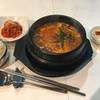 まだん - 料理写真:豆腐チゲ(900円)