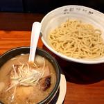 大鶴製麺処 謹製 親富孝 - 料理写真:米ポタこいつけ大