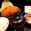 とん鈴 - 料理写真:名物ジャンボカツ定食!