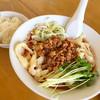 西安刀削麺 - 料理写真:麻辛刀削麺 750円