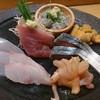 すし屋魚真 - 料理写真:2016.12 刺し盛り