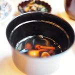山玄茶 - 上澄みだけの味噌汁