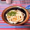 上杉食品 - 料理写真:あつあつかけうどん