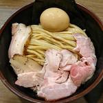 61021727 - 特製極濃煮干しつけ麺 中盛