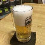 天将 - 生ビール(小)