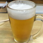 忠弥 - 生ビール