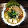 ラーメン ヤスオ - 料理写真:ラうどん(200g)+熱々、うずら玉子