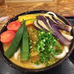 うどん 四方吉 - 料理写真:濃厚野菜カレーうどん