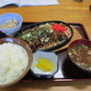 角忠 - 料理写真:焼きそば定食650円