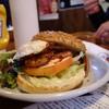 ビッグダディ - 料理写真:2016年2月 グラニーバーガー【700円】3次会でハンバーガーですか( ゚Д゚)