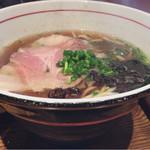 麺と心 7 - 魚介醤油  722円