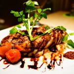 オンザテーブル バイ グッドビア フォウセッツ - 松坂ポーク塊肉のロースト