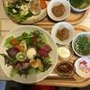 ミルナーナ - 料理写真:たっぷり野菜と雑穀ごはん