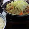 吉野家 - 料理写真:北海道豚味噌鍋膳~☆