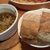 モンタボー - 料理写真:いつものようにマッシュルームガーリックで食べます。