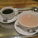 61055300 - コーヒーとしょうがココア
