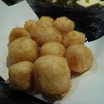 風の北前や  - 里芋の天ぷら