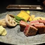 L'ajitto - 宮崎牛シャトーブリアン¥6,300
