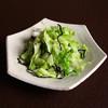いっかん - 料理写真:白菜と塩昆布の和えサラダ