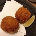 なきざかな –鳴魚- - ずわい蟹クリームコロッケ
