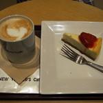 NEW YORKER'S Cafe - おやつタイム