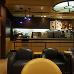 NEW YORKER'S Cafe - 店内