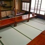 江戸川 - 2階席