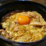 権太呂 - 親子丼(1250円)