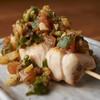 ビストロゴキゲン鳥 - 料理写真:ささみのピリ辛サルサ