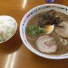 松ちゃんラーメン - 料理写真:Bセット=750円 ラーメン・小めし