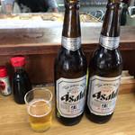 きくや - 2017年01月10日  瓶ビール追加