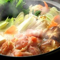 鶏の味わいすき焼き鍋 ~当店自慢の濃厚出汁~